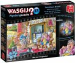Puzzle 1000 pièces – Wasgij, Pas de repos pour la famille !