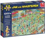 Puzzle 1000 pièces – Coupe du monde de foot féminin