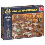 Puzzle 1000 pièces – Fléchettes