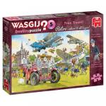 Puzzle 1000 pièces – Wasgij, Voyage dans le temps !