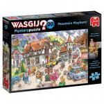 Puzzle 1000 pièces – Wasgij, Panique à la montagne !