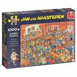 Puzzle 1000 pièces – La foire de la magie