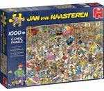 Puzzle 1000 pièces – Le magasin de jouets