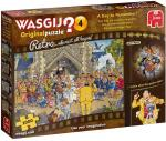 Puzzle 1000 pièces – Wasgij, Une journée inoubliable !