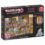 Puzzle 1000 pièces – Wasgij, Le magasin de jouets !