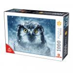 Puzzle 1000 pièces – Owl