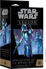 Star Wars Légion – Spécialistes de la République