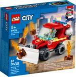 Lego City – Le Camion des pompiers – 60279