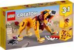 Lego Creator – Le Lion sauvage – 31112