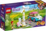 Lego Friends – La voiture électrique d'Olivia – 41443