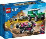 Lego City – Le transport du buggy de course – 60288