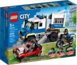 Lego City – Le transport des prisonniers – 60276