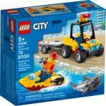 Lego City – Le Tout-Terrain de secours de la plage – 60286