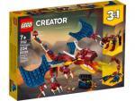 Lego Creator – Le Dragon de feu – 31102