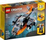 Lego Creator – Le Cyber drone – 31111