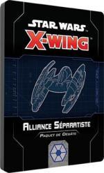 Star Wars X-Wing – Paquet de dégâts, Alliance Séparatiste