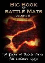 Livre plateau de jeu – Big Book of Battle Mats 2 (A4)