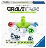 GraviTrax – Bloc d'Action, Balls & Spinner