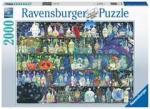 Puzzle 2000 pièces – L'Étagère à potions